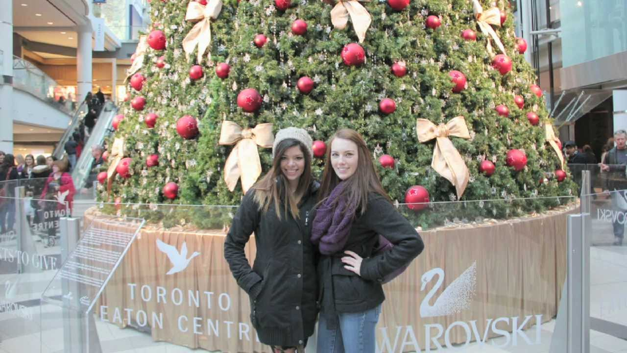 Christmas In Toronto Canada.Things To Do In Toronto At Christmas Time