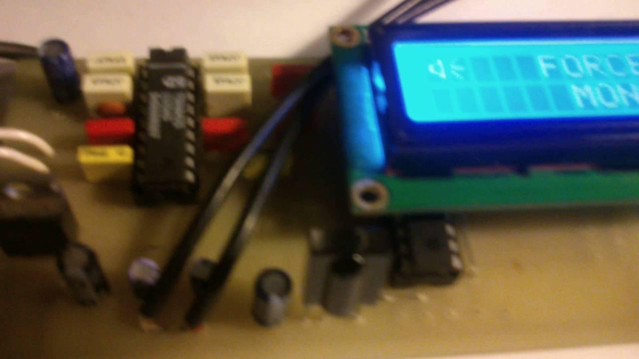 Цифровой темброблок на TDA8425 с программированием кнопок ПДУ