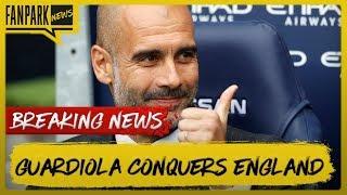Pep Conquers England | Relegation Battle - FanPark News Ft @SophieRoseUTC & @GoonerClaude