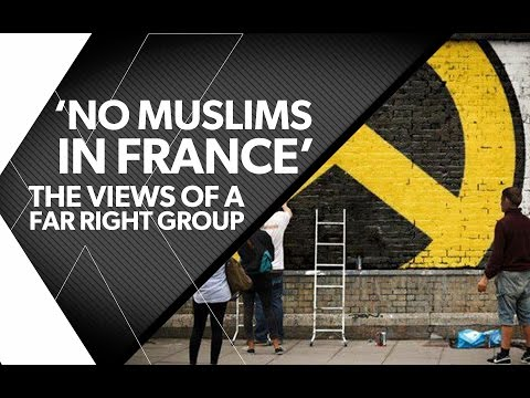No Muslims In France: The Views Of A Far Right Group | timesXtwo (Trailer)