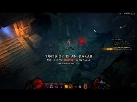 Diablo 3 - Lost Treasure Of Khan Dakab