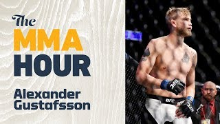 Alexander Gustafsson on Daniel Cormier: 'He Can Either Fight Me or Let Belt Go'