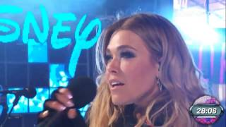 Rachel Platten - Stand By You & Fight Song (Time Square NYC New Year
