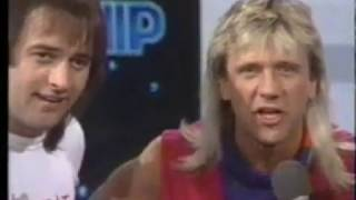 Rock and Roll Express NWA wrestling interview