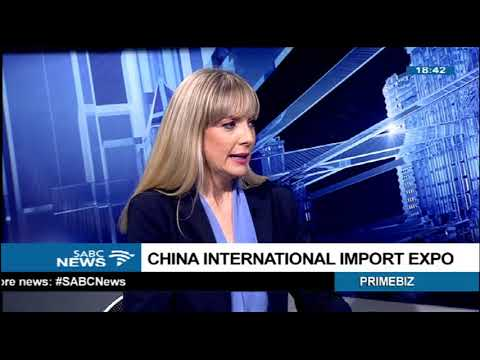 DISCUSSION: China International Import Expo