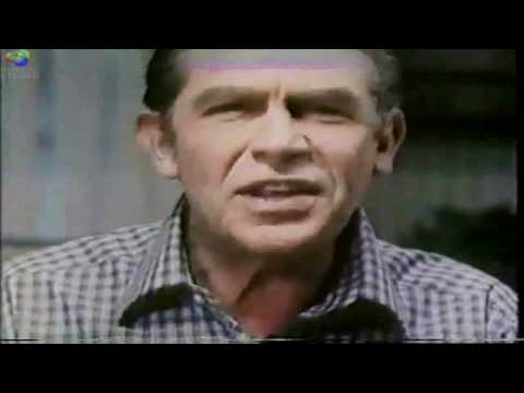 1977 Andy Griffith Ritz Cracker Commercial