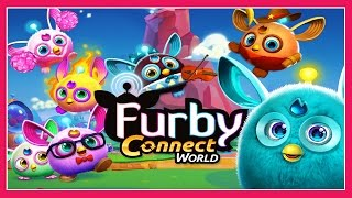 furby connect world app by hasbro fun games for kids to play