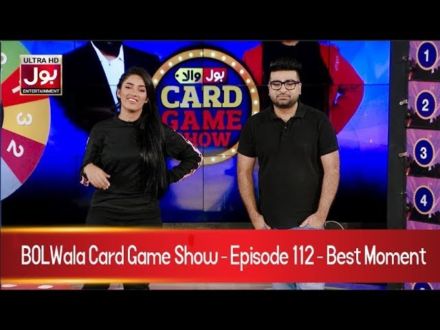 BOLWala Card Game Show | Best Moment  | 22nd April 2019 | BOL Entertainment