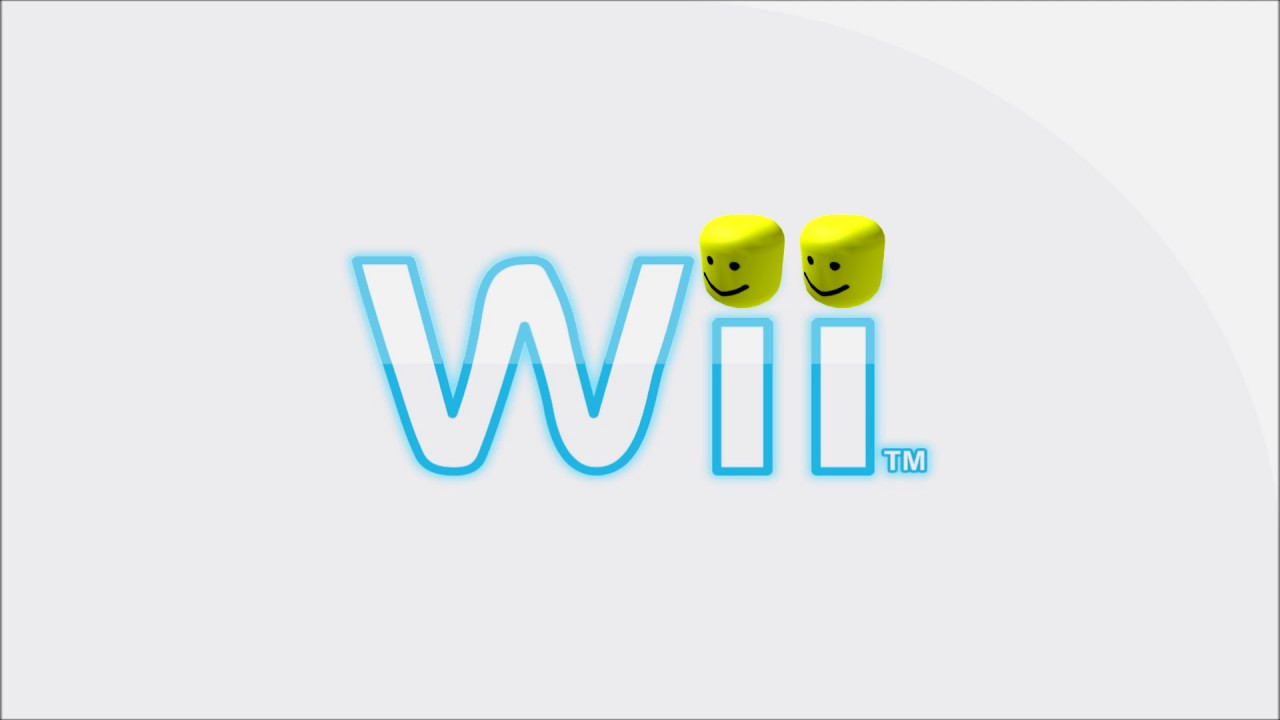 Nintendo Wii Mii Channel Music But It Is A Roblox Death Sound Remix - roblox wii theme song id full