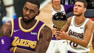 NBA 2K20 My Career | Ep 6 | SUMMER LEAGUE CHAMPS + LEBRON GAME WINNER BUZZER BEATER!!!