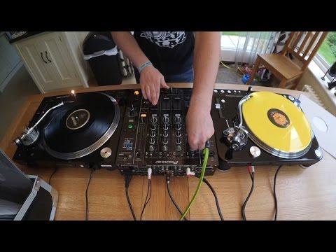 100% Vinyl - Ragga Jungle Mix (2) 2016
