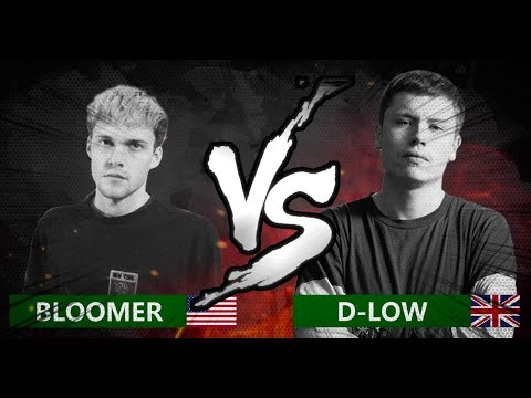 BLOOMER 🇺🇸 VS D-LOW 🇬🇧 | World Beatbox Classic | 1/4 Final