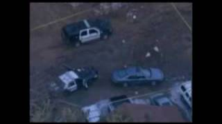 Chimp Attack 911 call with police call timeline