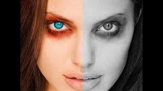 Как изменить цвет глаз в Adobe Photoshop CS 6 (Обучающее видео)