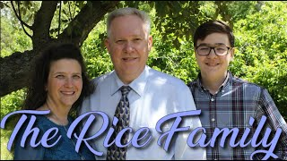 The Rice Family to Portugal