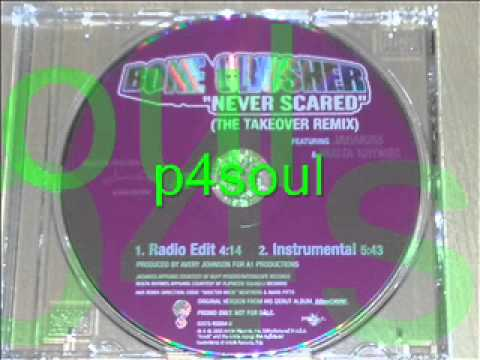 Bone Crusher - Never scared The Takeover Remix Radio