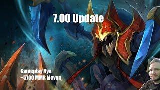 [Gameplay v0ja] Nyx Offlane - ~5700 MMR - DOTA 2 FR