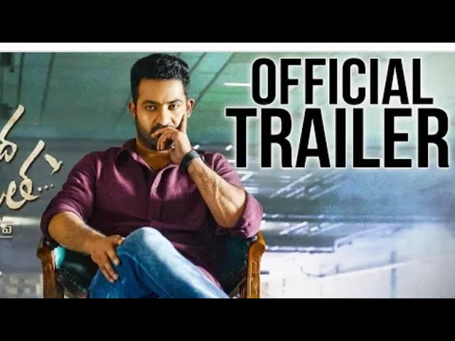 Aravinda sametha songs... New trailers back to back. Ntr, trivikram. ASVR