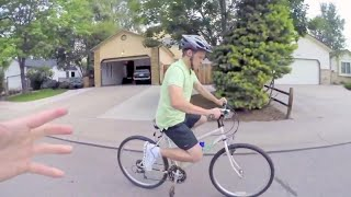 Learn How to Ride a Bicycle in 5 Minutes
