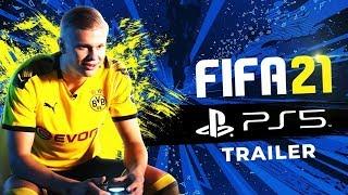 FIFA 21 | PS5 TRAILER