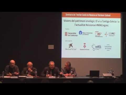 Seminaris de l'Institut Català de Recerca en Patrimoni Cultural