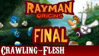 Repeat youtube video FINAL - Rayman Origins feat. Noa