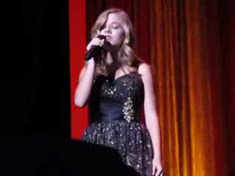 Jackie Evancho - Lovers - Cupertino Concert 11-8-2013