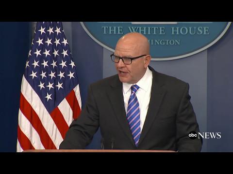 White House press secretary Sean Spicer holds daily briefing