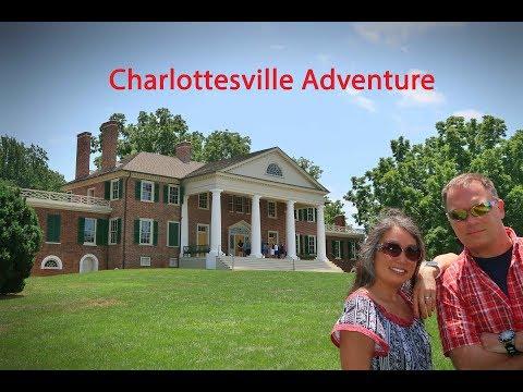 Charlottesville Adventure