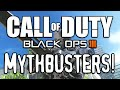 INSANE SECRET WEAPON!? (Call of Duty: Black Ops 3 Mythbusters)