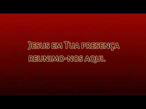 Jesus Em Tua Presença Playback Com Legendaquatro Por Um