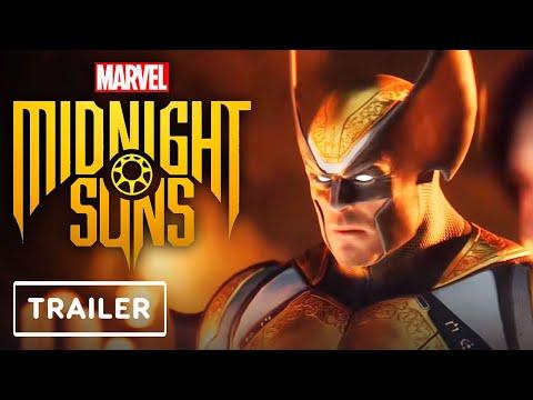 Marvel Midnight Suns – Reveal Trailer | gamescom 2021