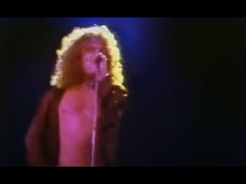 Led Zeppelin - Keith Moon On Stage (Los Angeles 1977) (Rare Film Series)