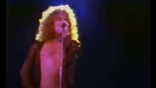 Led Zeppelin - Keith Moon On Stage - Rare film - L.A. 6/23/77
