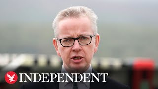 Michael Gove answers Brexit select committee questions