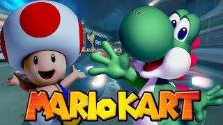 DAMN YOU, TOAD! | Mario Kart 64