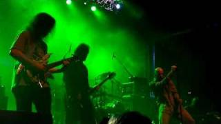 Psychotic Waltz -  Halo Of Thorns - live in Pratteln 06-03-2011