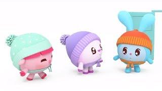 Малышарики - новые серии -  (133 серия) Развивающие мультики для самых маленьких