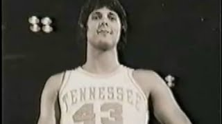 Kevin Nash Tennessee Volunteers basketball career