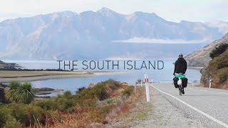 Cycling New Zealand - South Island Episode 1 - Arthurs Pass to Queenstown.