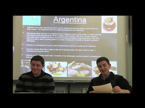 South American Food news