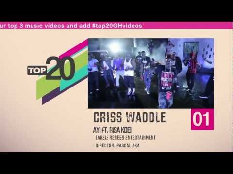 Top 20 Ghana Music Video Countdown - Week #11, 2013.
