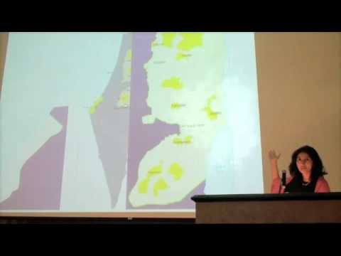 Diana Buttu on the Current State of the Palestine Movement (1/3)