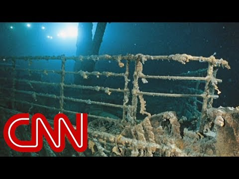 The search for the Titanic was a secret Cold War mission