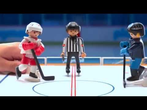 PLAYMOBIL NHL Hockey (English – Canada)