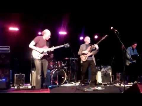 The Glenn Phillips Band Live -