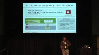 Apache Hadoop on OpenStack