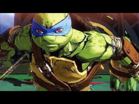 Tortue ninja francais tmnt des mutants a manhattan dessins anim s de jeux vid o youtube - Dessin anime tortues ninja ...