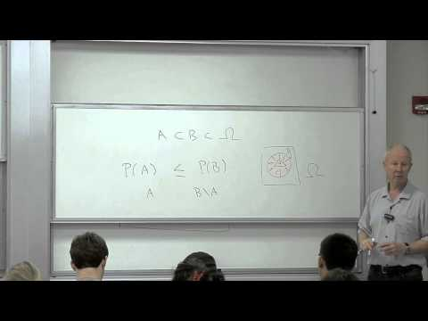Introduction to Probability and Statistics 131A. Lecture 1.