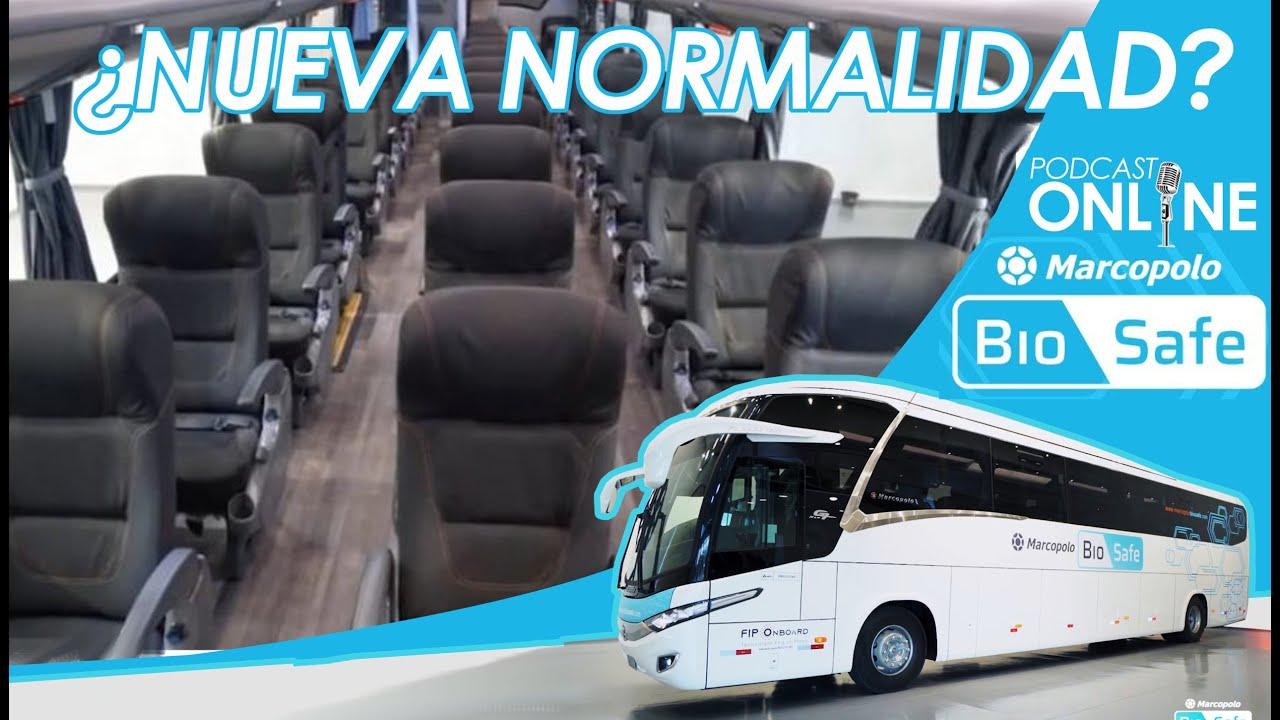 La NUEVA NORMALIDAD En Los Autobuses, Expo Foro CANCELADA! |Podcast Online (Junio 2020)